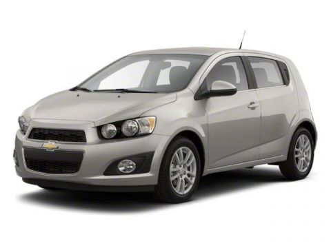 Pre-Owned 2012 Chevrolet Sonic LT FWD Hatchback
