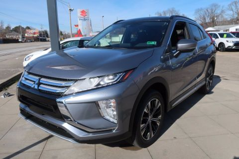 New 2020 Mitsubishi Eclipse Cross SE AWC