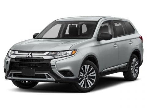 New 2020 Mitsubishi Outlander SEL AWC 4WD Sport Utility