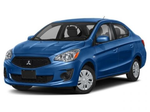 New 2020 Mitsubishi Mirage G4 ES FWD 4dr Car