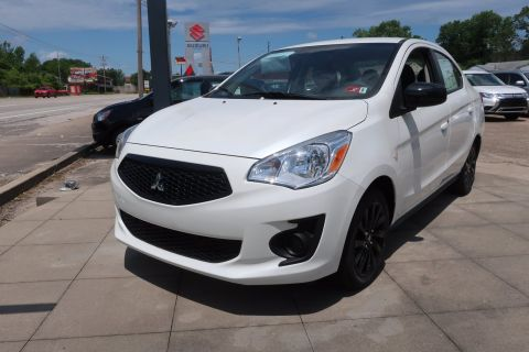 New 2020 Mitsubishi Mirage G4 LE FWD 4dr Car